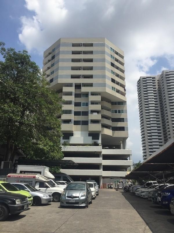 Mahajak Apartment