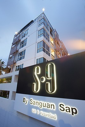 S9 apartment sathorn