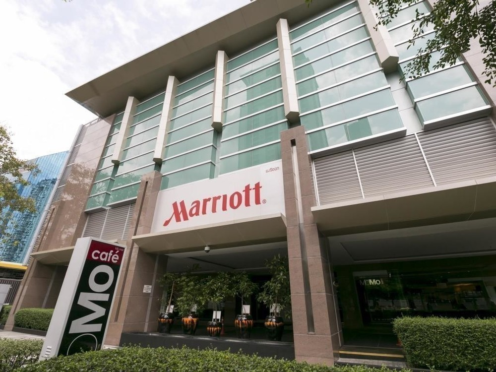 Marriott Executive Apartments Sathorn Vista