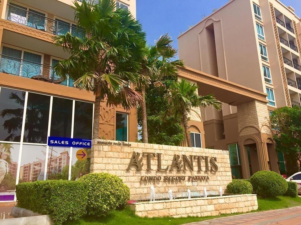 Atlantis condo resort condo in pattaya hipflat for Atlantis condo