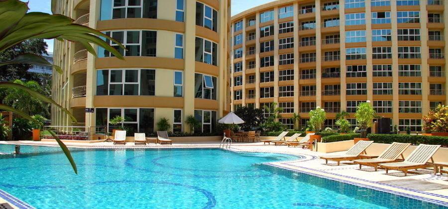 City Garden - condo in Pattaya | Hipflat
