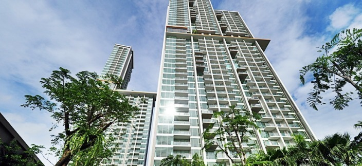 The Riviera Wong Amat Beach Condo In