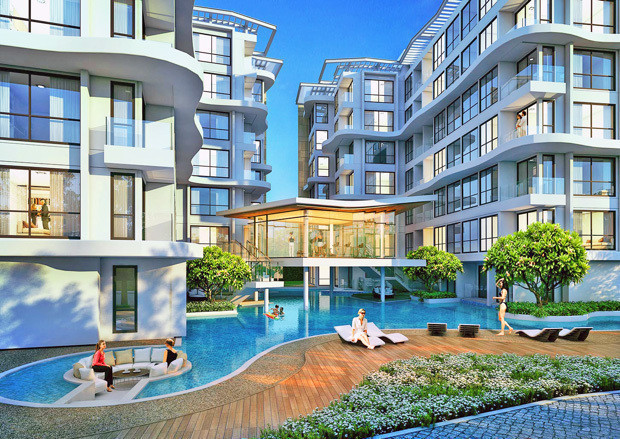 sea zen condo in pattaya hipflat